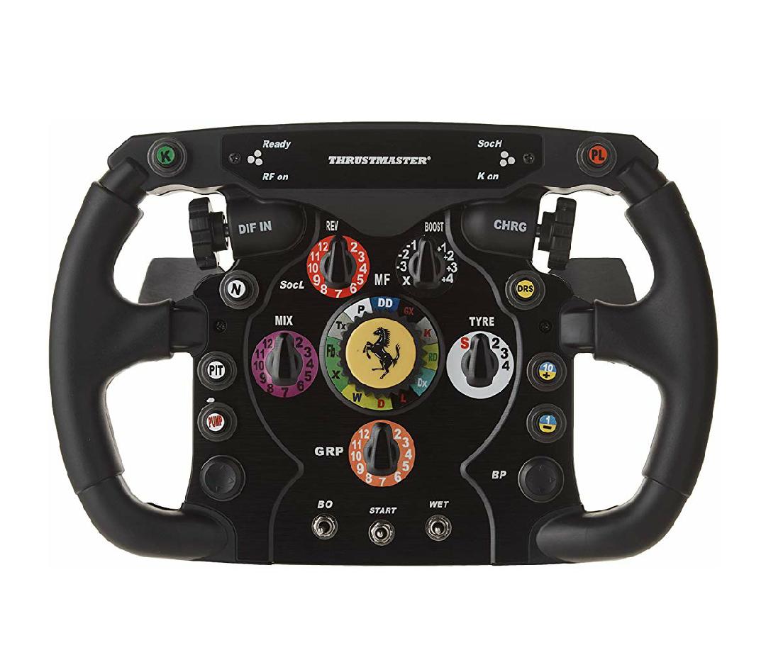 hrustmaster 4160571 Ferrari F1 - Add-On para usar con T500 RS
