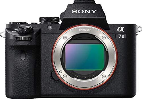 Sony ILCE-7M2 Alpha7 II - Cámara EVIL de 24.3 MP