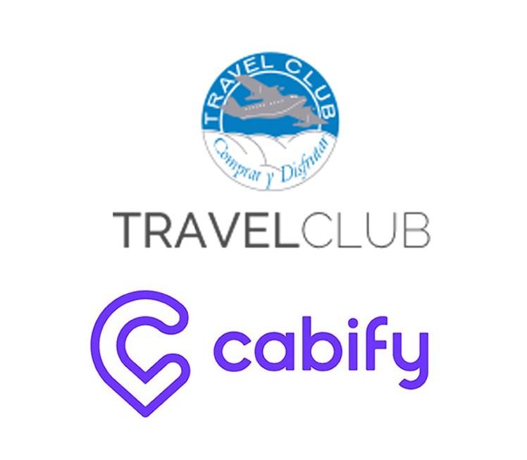 Descuento 12€ en tus 3 primeros viajes en Cabify (4€ + 4€ + 4€) Para usuarios de la Tarjeta TravelClub