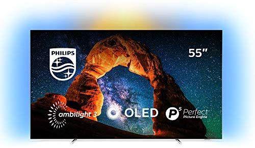 Televisor Philips Ambilight 55OLED803 55 pulgadas 4K OLED