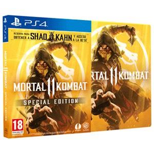 """Mortal Kombat 11 """"Edición Especial """""""