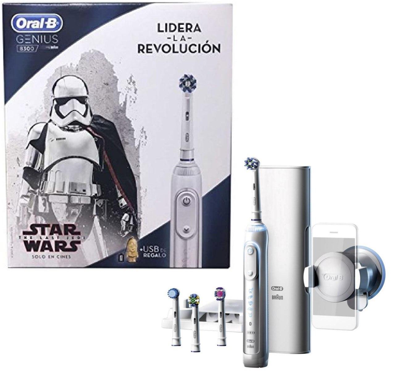 Oral-B 8300 Bluetooth solo 89€