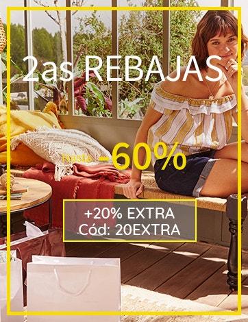 60% de descuento La Redoute en las Rebajas +20% extra + 10% descuento bienvenida.