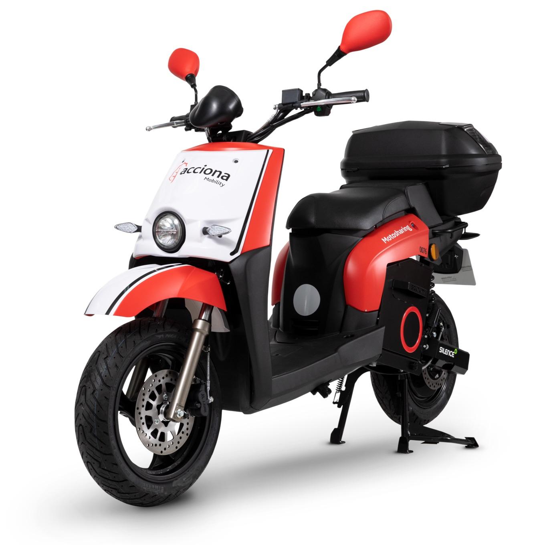 60 minutos GRATIS en Acciona motosharing (nuevos usuarios)