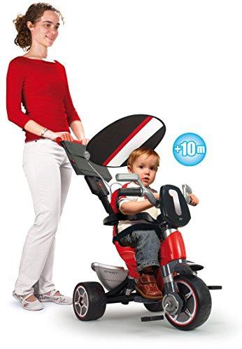 INJUSA- 325 Triciclo Infantil Body Sport Evolutivo con Control Parental de Dirección para Niños