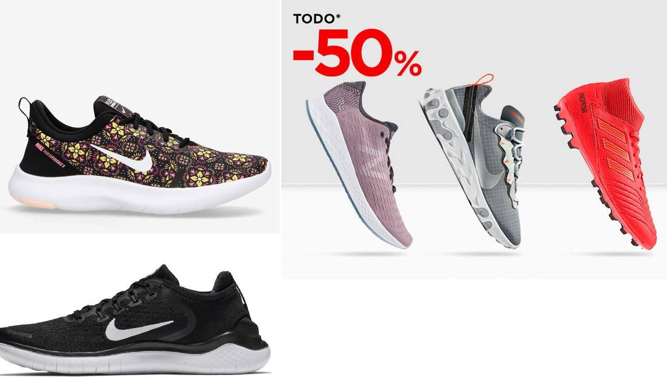 Preciazo Zapatillas Nike, Adidas... El Corte Ingles  Sprinter