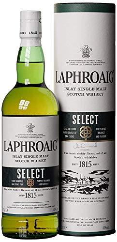 Whisky escocés Laphroaig Select