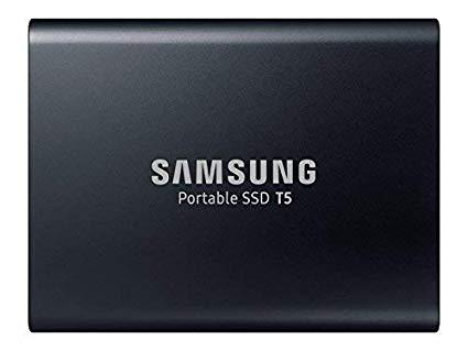 Samsung T5 1TB - Disco Estado sólido SSD Externo (1TB, USB)