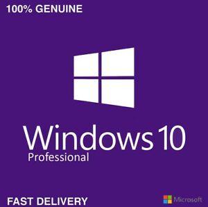 Clave Windows 10 Pro por solo 1,27€