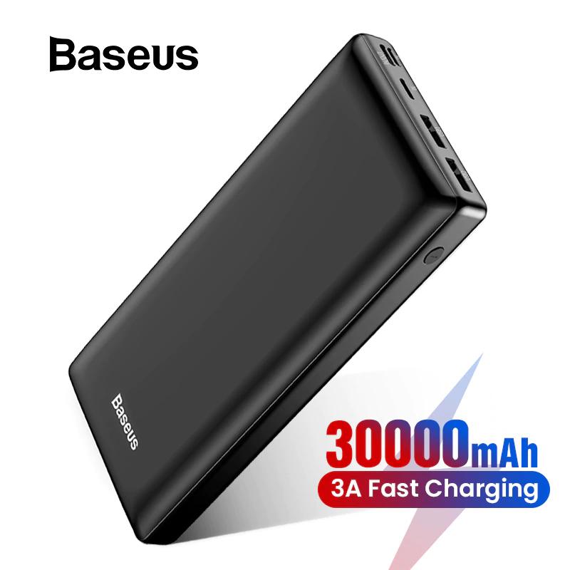 Powerbank Baseus QC 30000mAh