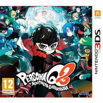 Persona q2 new cinema 3ds