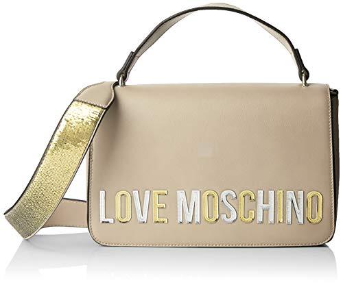 Love Moschino Borsa Pu - Bolso de mano Mujer