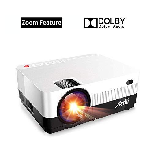 Proyector Portátil Artlii P3 Proyector HD 720P (NATIVO)