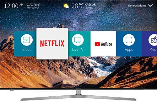 "Televisor Hisense H55U7A 55"" 4K"
