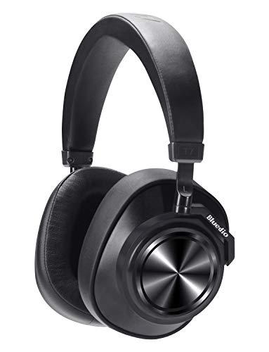 Auriculares Bluedio T7 cancelación activa ruido