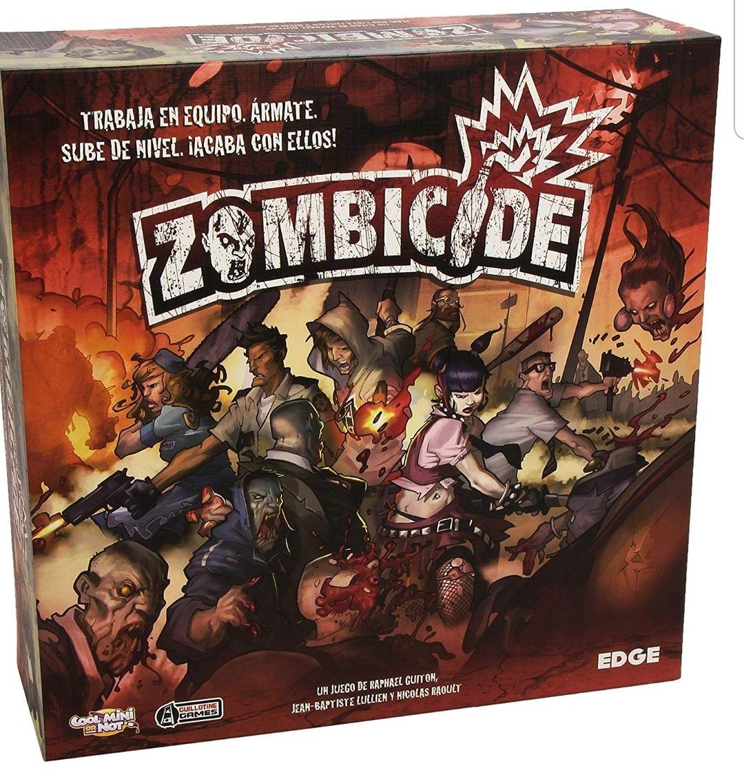 Zombicide (Juego de mesa)