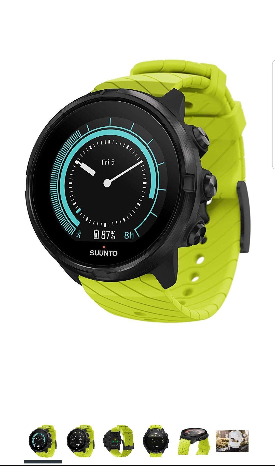Reloj GPS Suunto 9 REACO