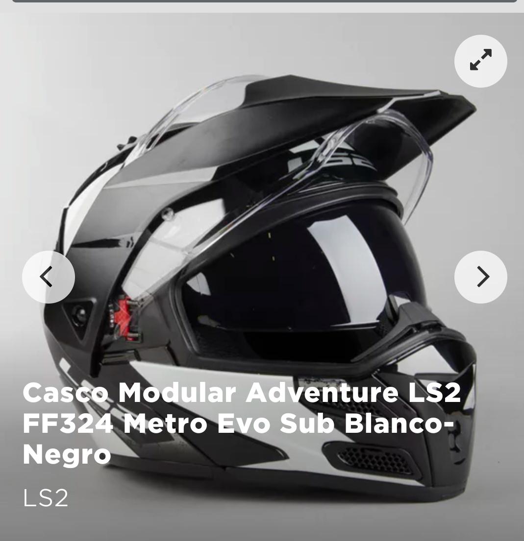 Casco FF324 Metro Evo P/J !Mínimo!