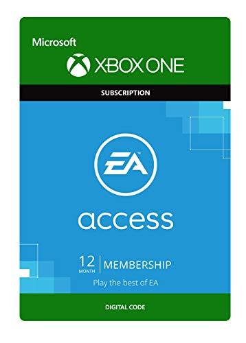 EA Access 12 Meses   Xbox One