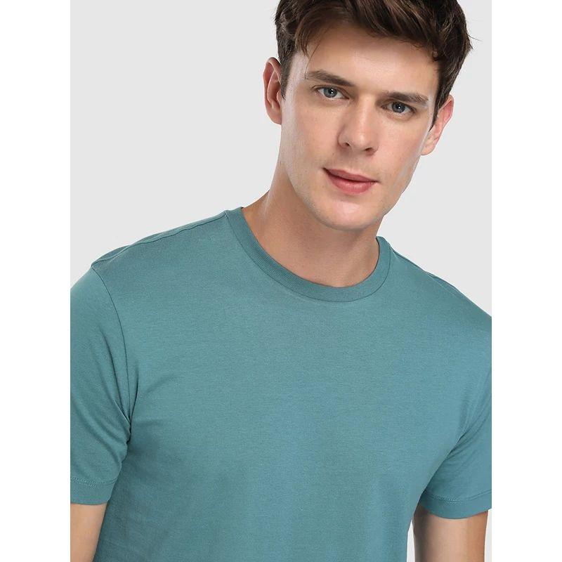 UNIT Camiseta Algodón Básica para Hombr