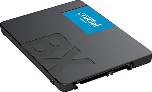Crucial BX500 960 Disco Duro Sólido Interno SSD (3D NAND, SATA)