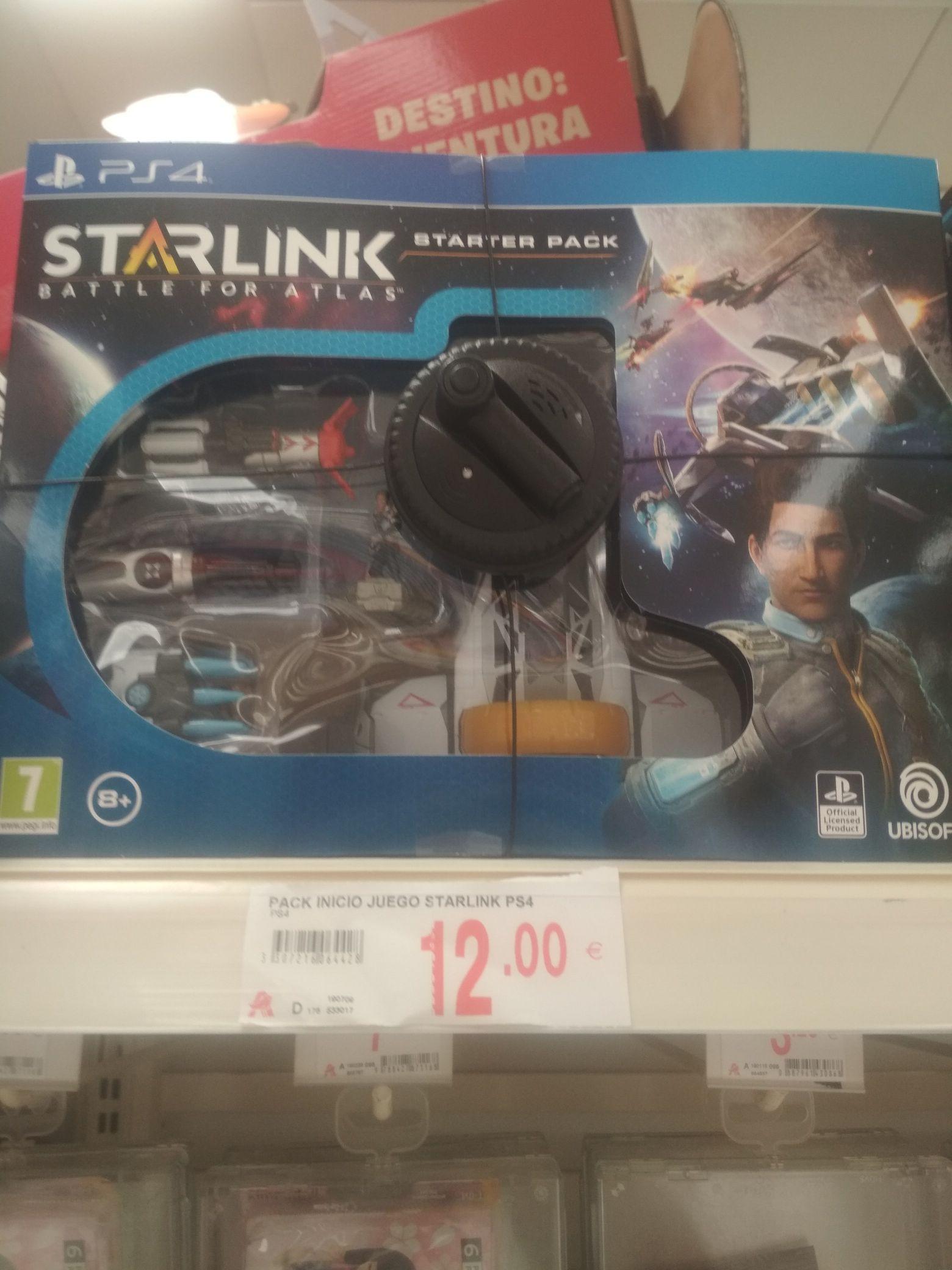 Starter Starlink