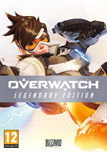 Overwatch Legendary