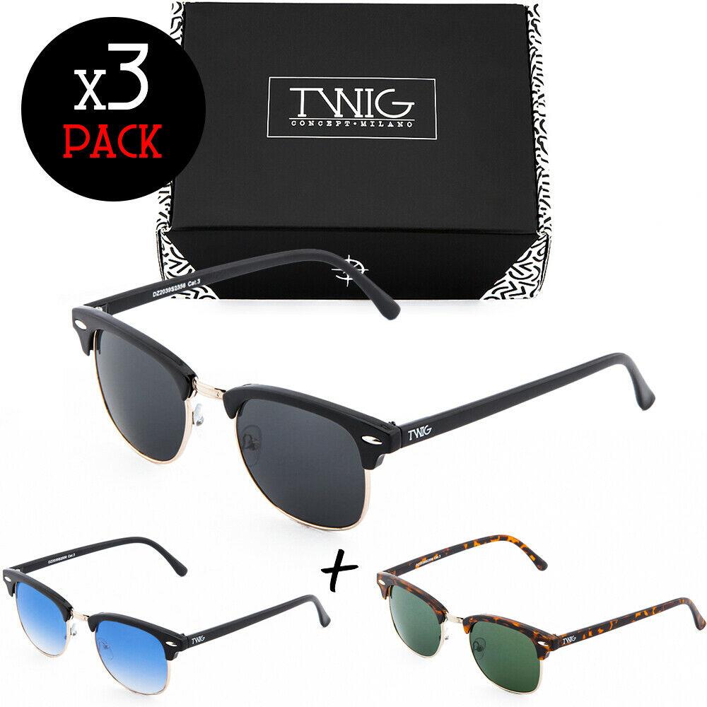 Tres gafas de sol TWIG Pack VEGA