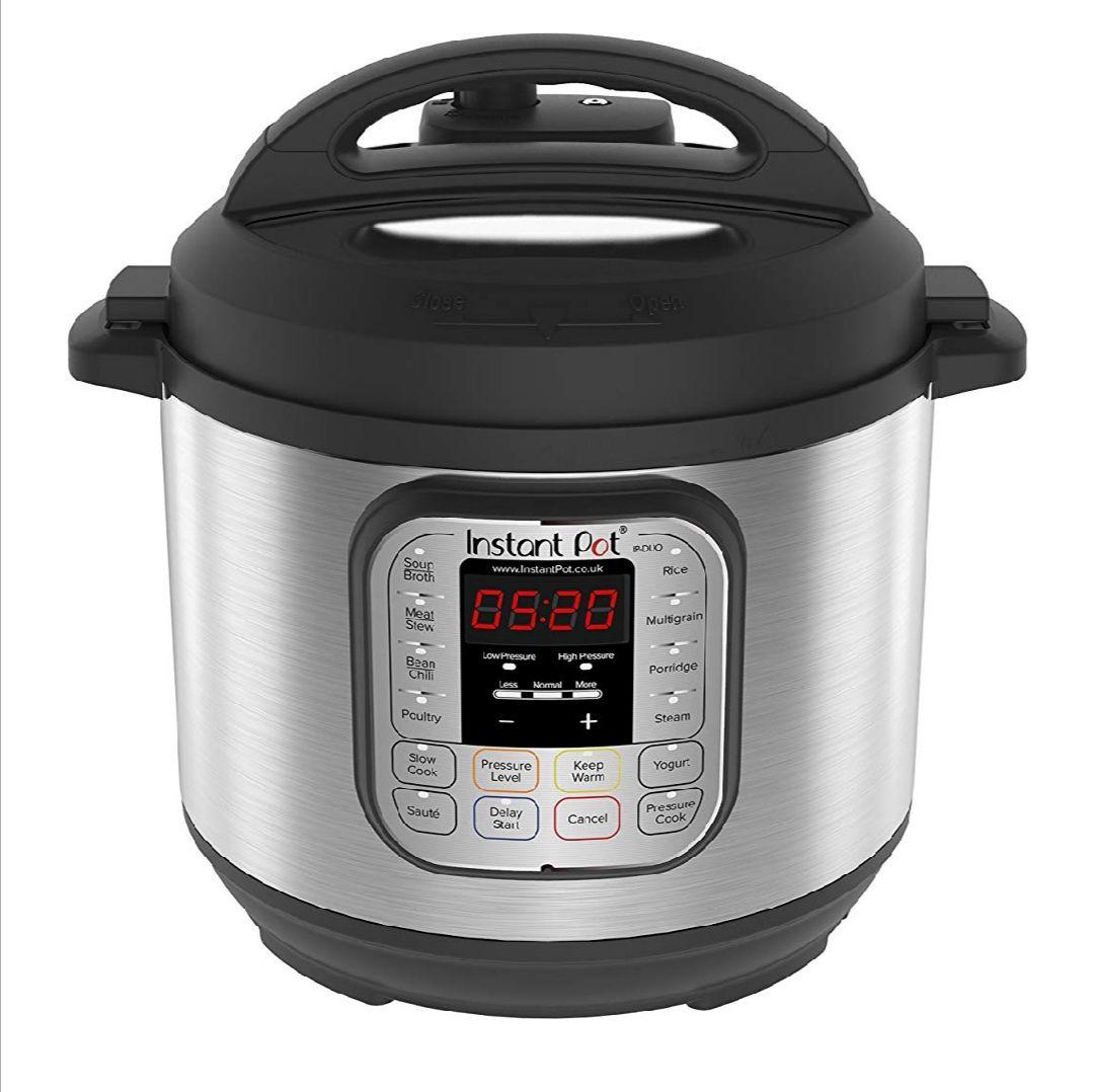 Instant Pot® IP - DUO60 Olla de presión programable 6L / 1000W 220V