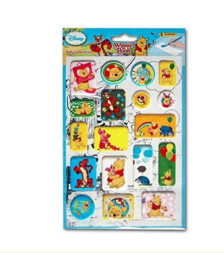 18 pegatinas Winnie the Pooh por 0,53€