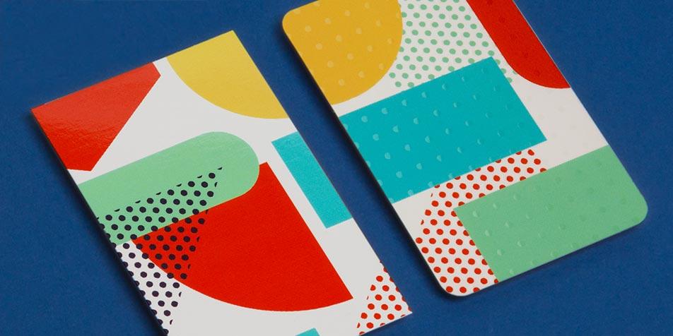10 tarjetas de visita de muestra GRATIS (MOO)