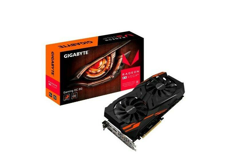 AMD Radeon vega 56 de gigabyte