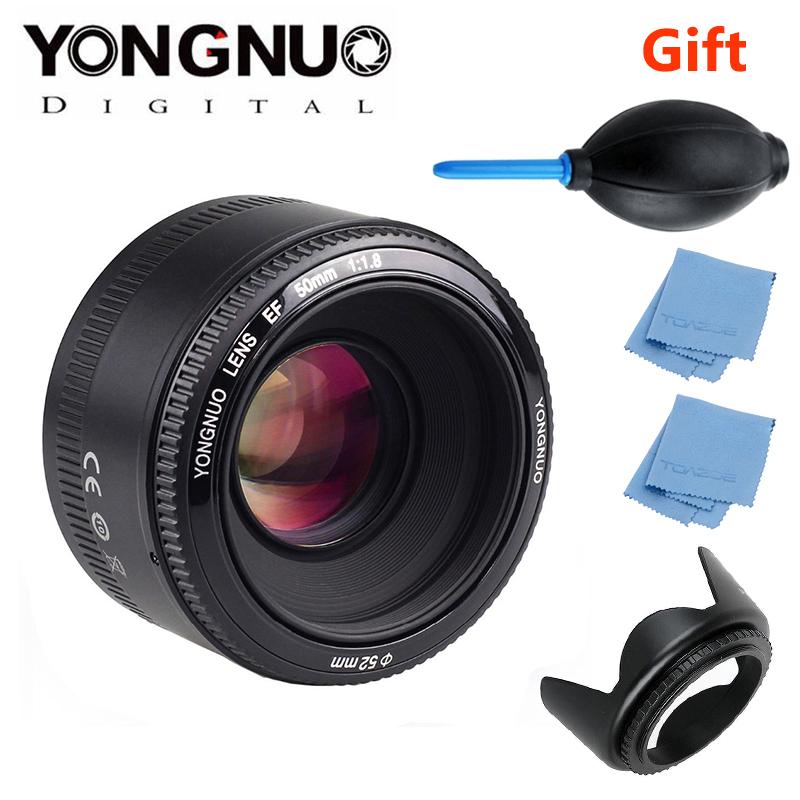 YONGNUO YN YN50mm f1.8 EF 50mm f/1.8 AF/MF