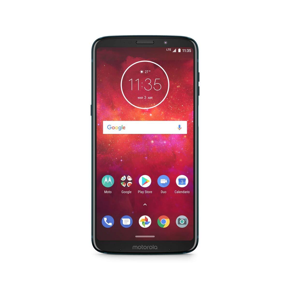 Motorola Z3 Play + Moto Mod Bateria