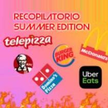 [Recopilatorio 4] Cupones para Telepizza, Dominos Pizza, McDonald's, Uber Eats, KFC y Burger King