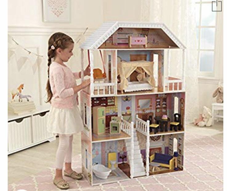 Casa muñecas de 1.2 m de alto