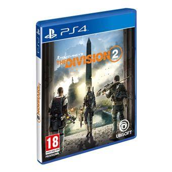 The Division 2 PS4, RPG / Acción