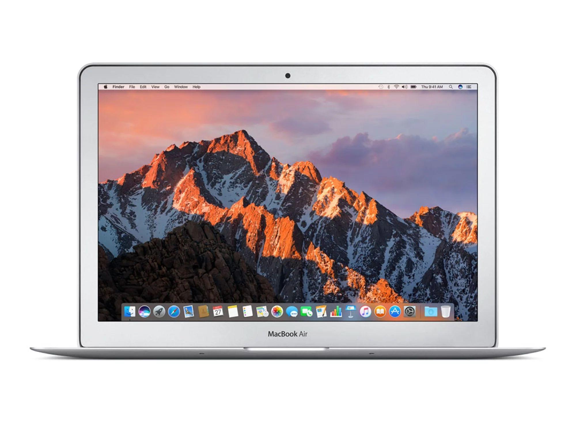 MacBook Air Plata 2017 (13.3'', Intel Core i5, RAM: 8 GB, 128 GB SSD, Intel HD 6000)