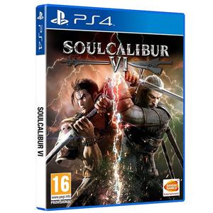 SoulCalibur VI (PS4, Físico)