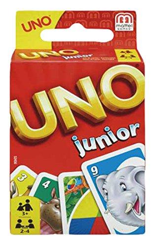 Mattel Games UNO Junior, juego de cartas