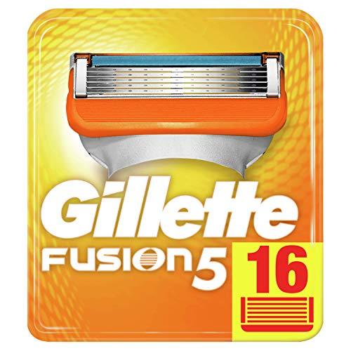 Gillette Fusion5 - Maquinilla afeitar, pack de 16