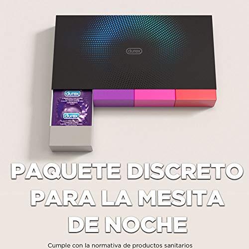 preservativos durex caja discreta