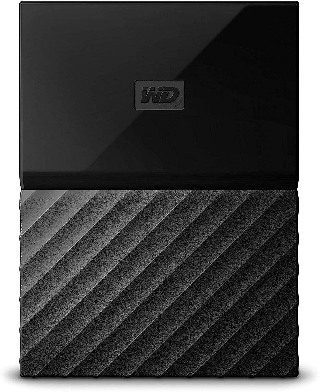 CHOLLAZO WD My Passport - Disco Duro Portátil de 3 TB y  Copia de Seguridad Automática