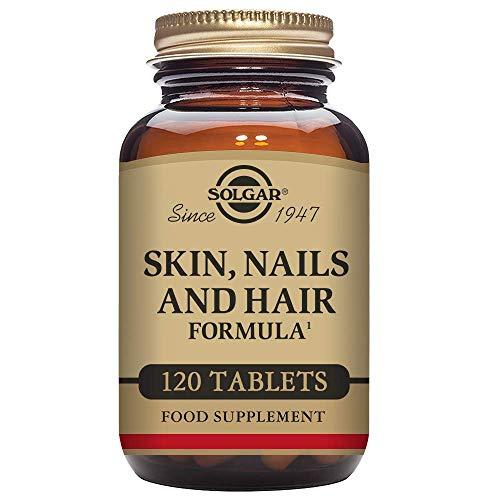 Vitaminas para el pelo y las uñas