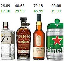 Multichollo Alcohol +18 - Amazon Prime Day