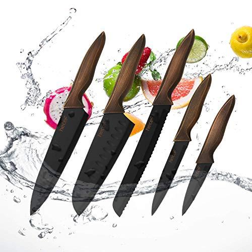Set de cuchillos de calidad por menos de 13€