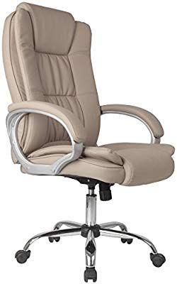 Venta Stock Confort 2 - Sillón de oficina elevable y reclinable, piel sintética