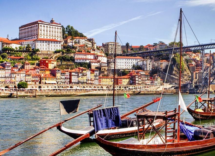 Escapada a Oporto en hotel 4* desde 179€