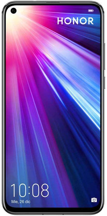 CHOLLAZO Honor View 20 - Smartphone 6GB RAM/128GB Almacenamiento  + Honor Flip Cover