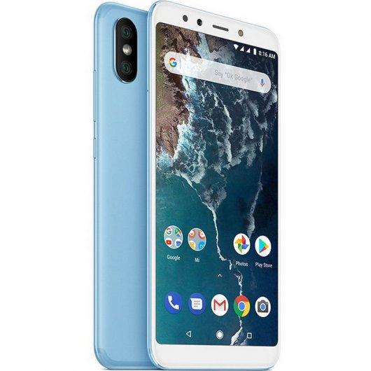 Xiaomi Mi A2 6GB/128GB 4G Dual Sim Azul Libre
